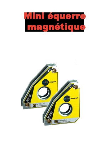 mini equerre magnetique page présentation