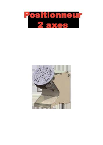 positionneur 2 axes page présentation