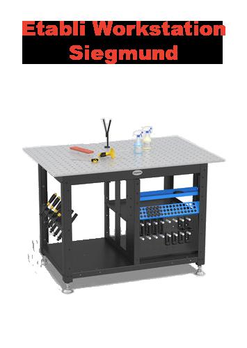 table de soudage modulable éco page présentation