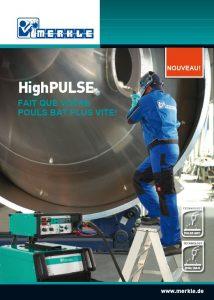 couverture highpulse merkle france