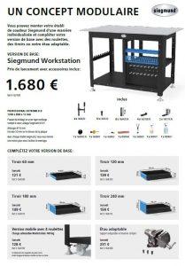 offre workstation siegmund