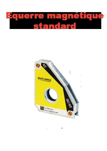 equerre magnetique standard page présentation