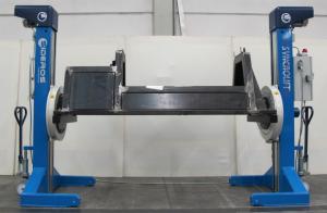 syncrolift positionneur à colonnes