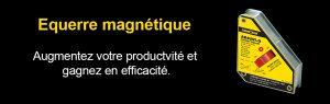 slide équerre magnétique magnets