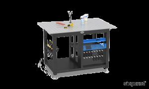 etabli de soudage workstation de siegmund