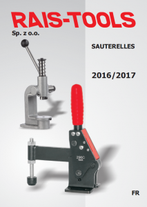 couverture catalogue sauterelles rais 2017