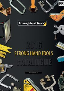 page de couverture strong hand tools
