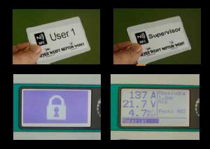 carte utilisateur-superviseur merkle