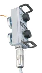 telecommande + aimants merkle