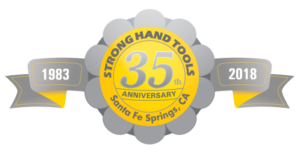 35 ans d'existance strong hand tool