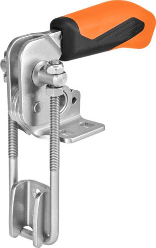 sauterelle à crochet verticale poignée orange amf 6848VJ