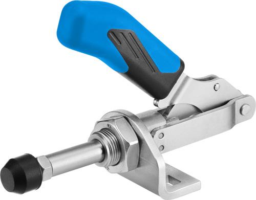 sauterelle à tige coulissante poignée bleue amf 6841E