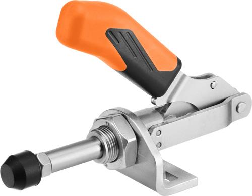 sauterelle à tige coulissante poignée orange amf 6841J