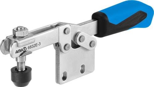 sauterelle horizontale poignée bleue amf 6832E