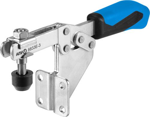 sauterelle horizontale poignée bleue amf 6833E