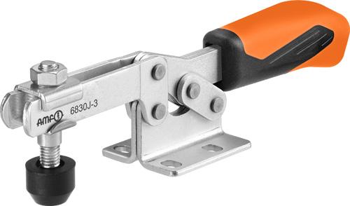 sauterelle horizontale poignée orange amf 6830J