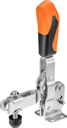 sauterelle verticale inox poignée orange amf 6800NIJ