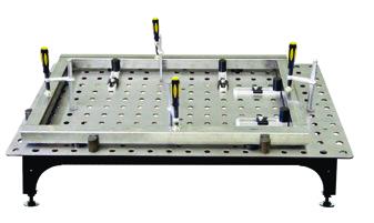 table de soudre modulable exemple 1