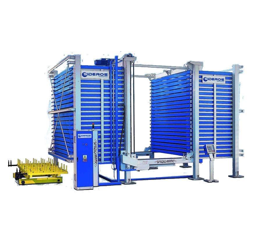 tour de stockage automatique sideros