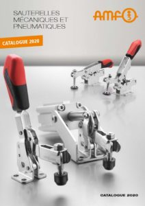 couverture catalogue sauterelle de bridage 2020 amf hemmis