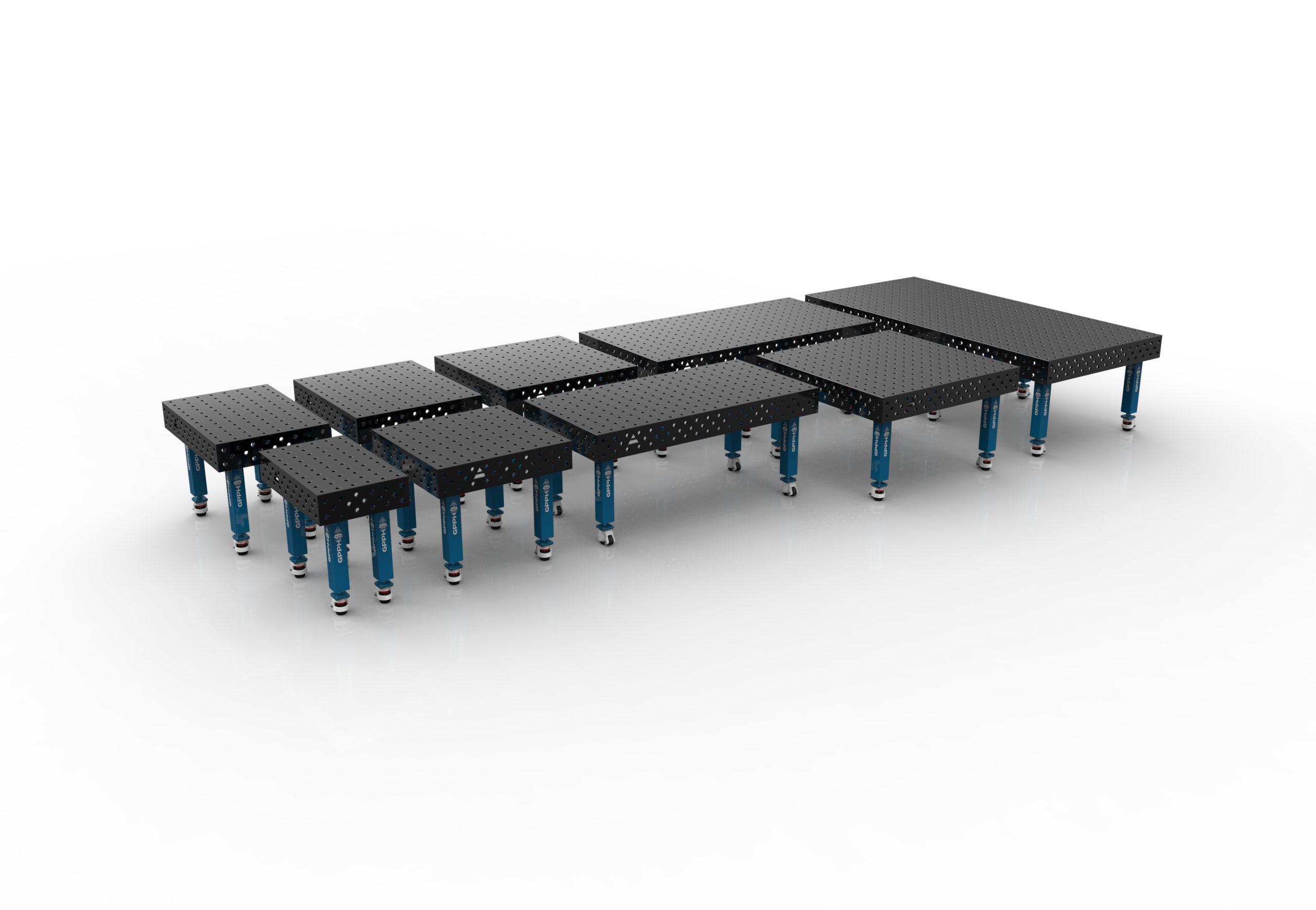 Table de soudure PRO de GPPH