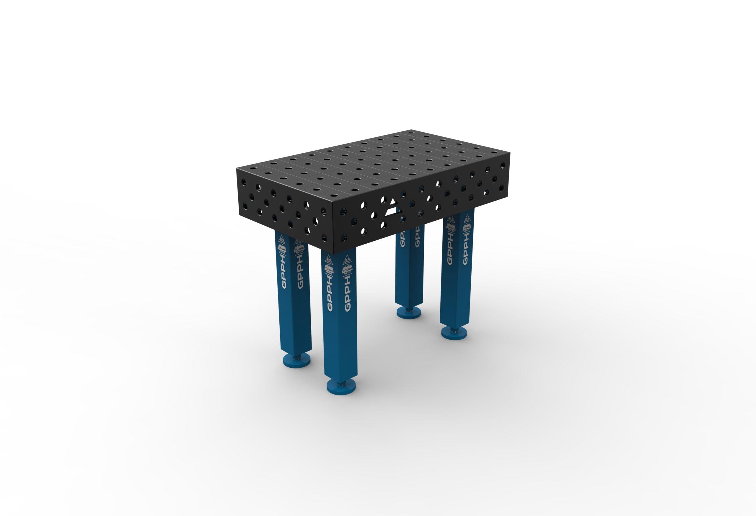 Table de soudage PRO 1000 x 600 mm de GPPH