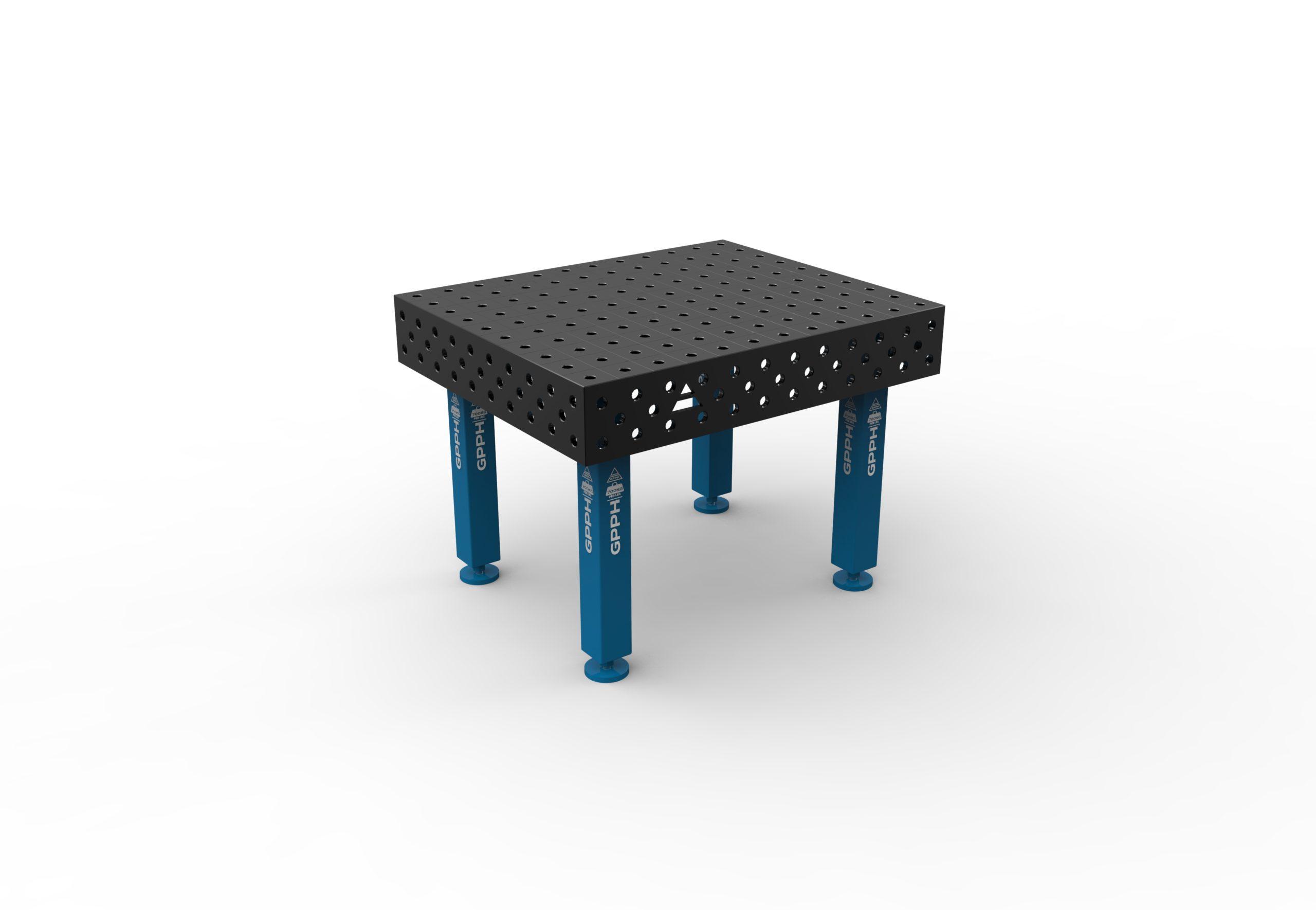 Table de soudage 1200 x 1000 mm de GPPH