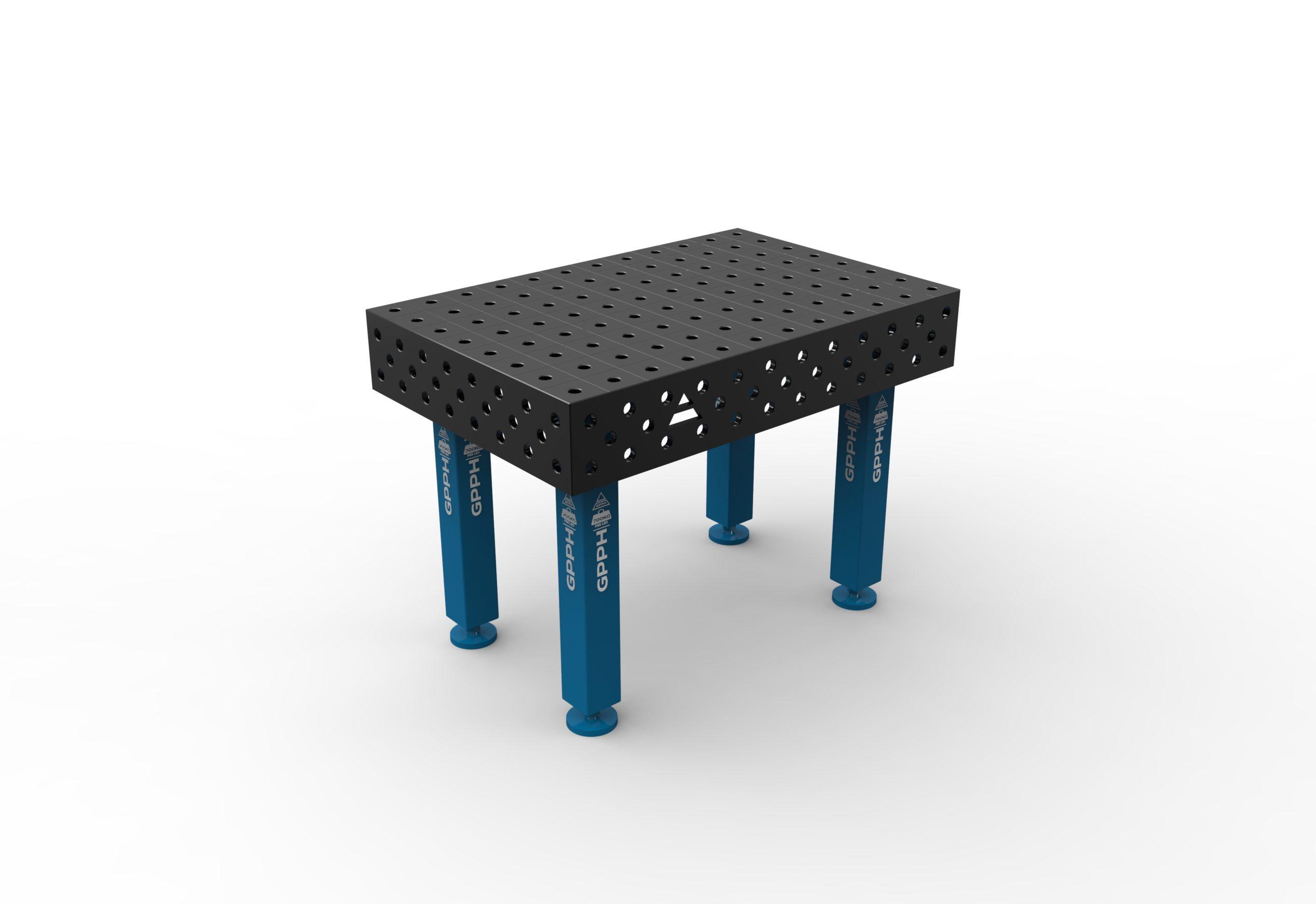 Table de soudage 1200 x 800 mm de GPPH