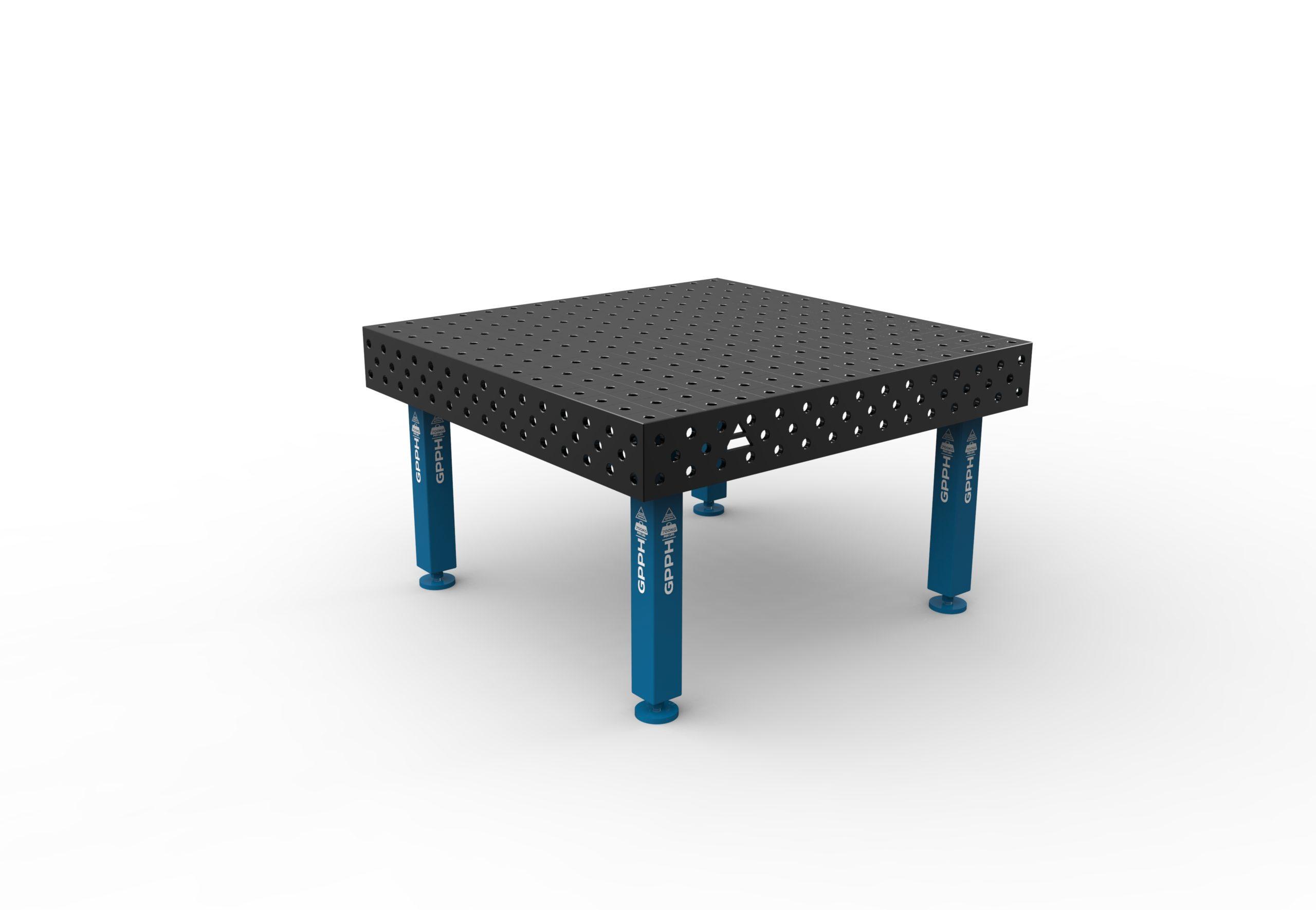 Table de soudage PRO 1500 x 1480 mm de GPPH