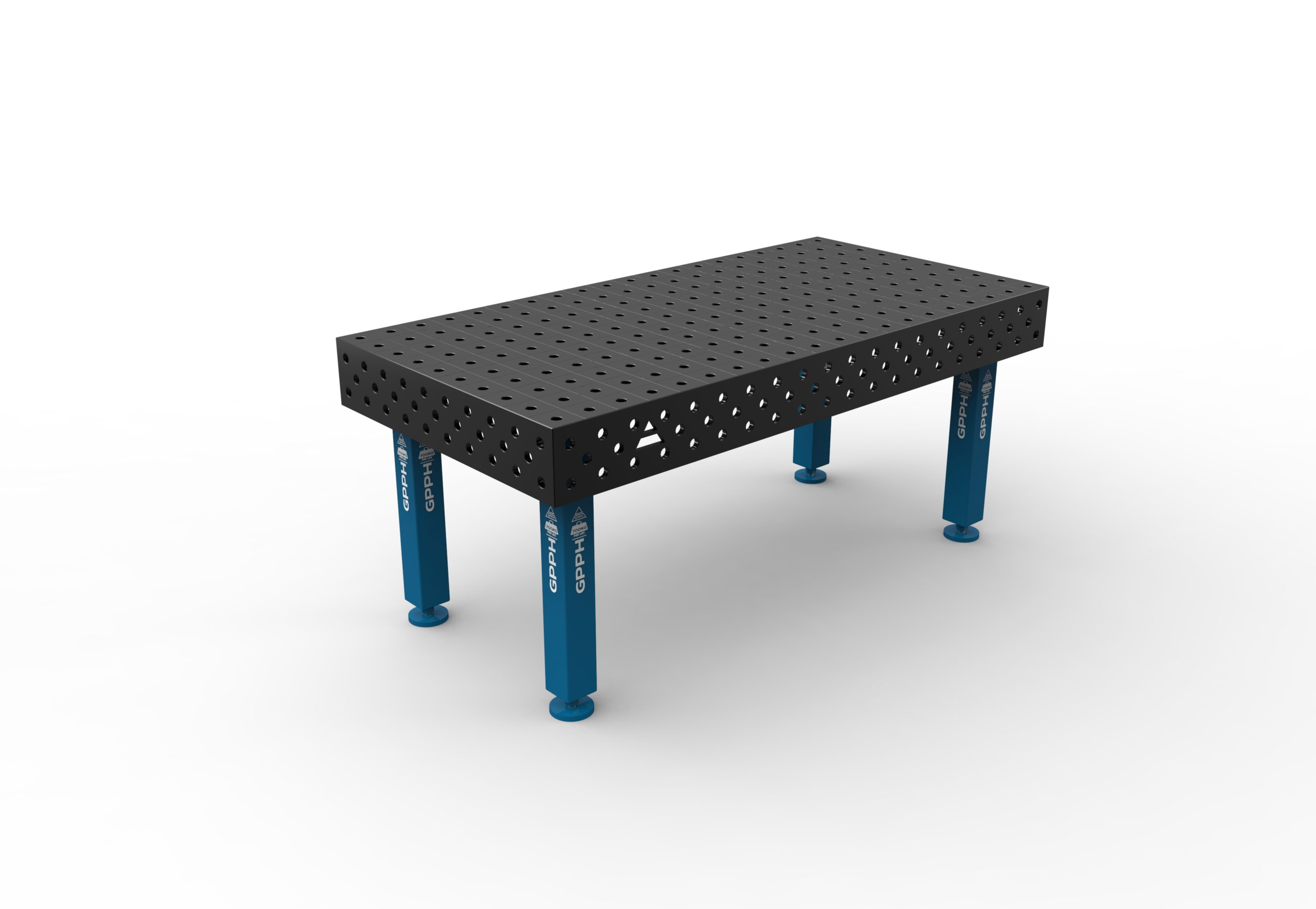 Table de soudage PRO 2000 x 1000 mm de GPPH