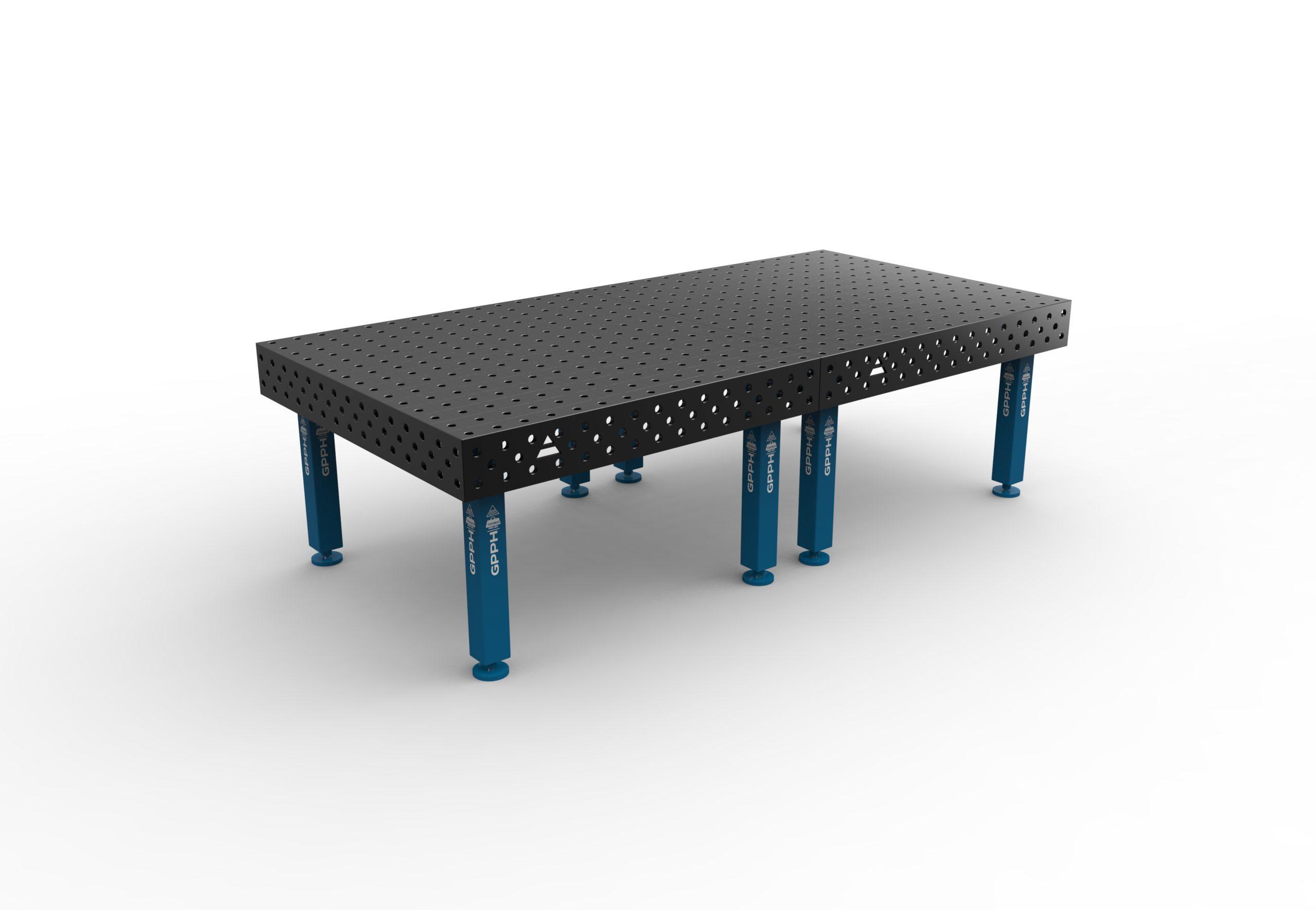 Table de soudage PRO 3000x1480 mm GPPH