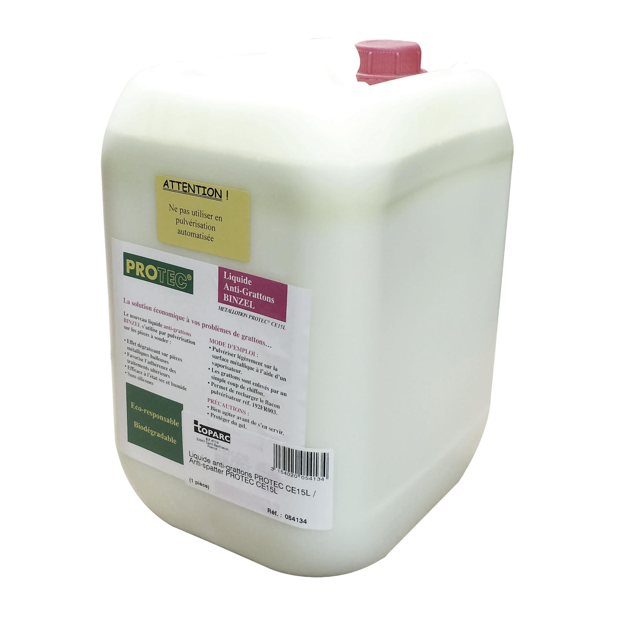 Liquide anti-grattons Protec 10l