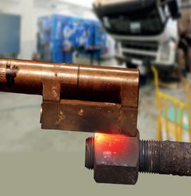application 3 poste à induction powerduction 110lg gys